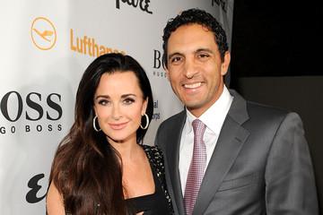 Kyle richards with husband mauricio umansky